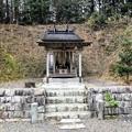 Photos: サムハラ神社 奥の院 拝殿