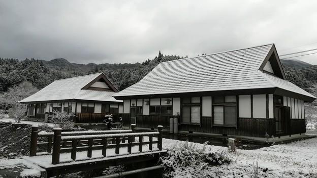 Photos: 雪の耕心村