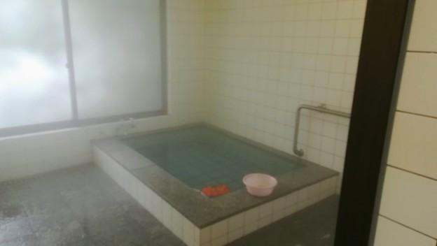 柚子風呂でほっこり