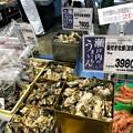 殻付きの牡蠣