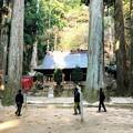青玉神社 境内