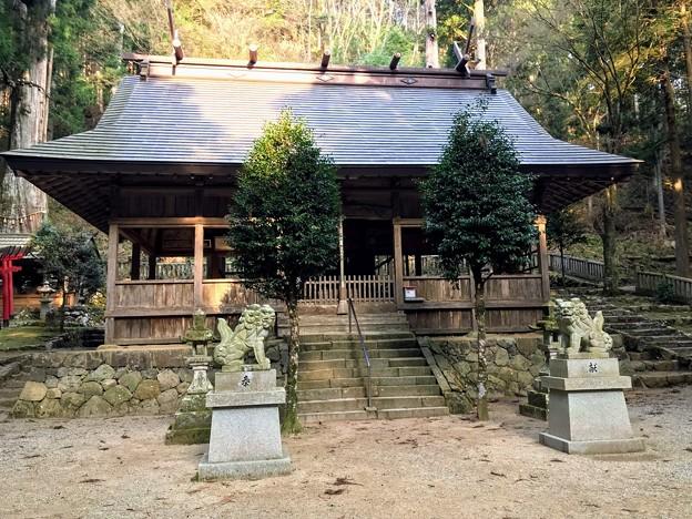 Photos: 青玉神社 拝殿
