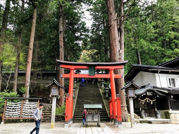 高山 日枝神社