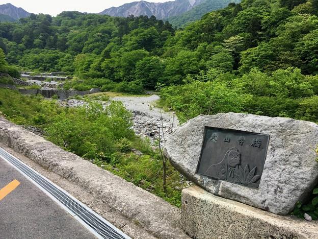 モンベル前 大山寺橋