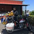 Photos: 沖縄から日本一周中のkakipiさん