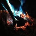 Photos: マジックフレーム 怪しい炎でなんか召喚してしまいそう