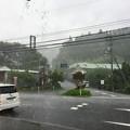 Photos: 滝のような雨