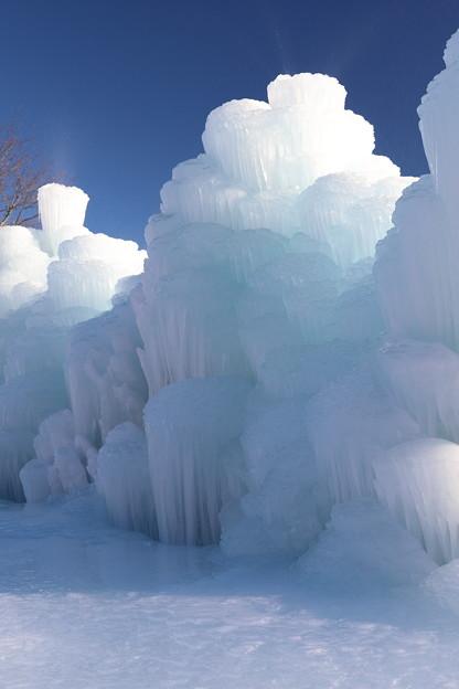 氷のモンスター