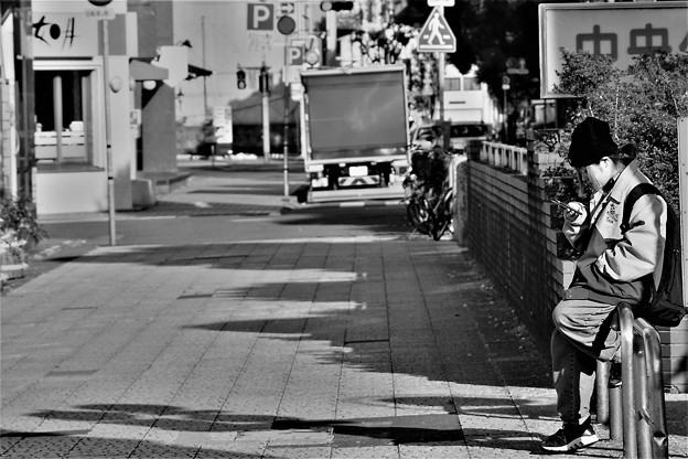 「wait for you. 」