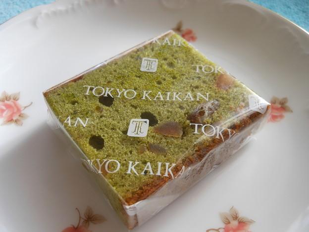 写真: 東京會舘のフルーツケーキ4
