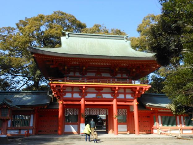 武蔵一宮・氷川神社