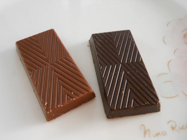 フランスのチョコレート「ミッシェル・ショーダン」3