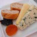 写真: ANA*ビジネスクラスの機内食6