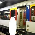 写真: スイスの鉄道・一等車1