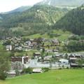 写真: スイス・鉄道の車窓から~スイスらしい景色