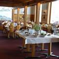 スイス・3100クルムホテル・ゴルナーグラート夕食1