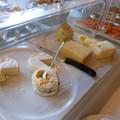 スイス 3100クルムホテルゴルナーグラート 朝食5
