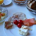 スイス 3100クルムホテルゴルナーグラート 朝食6