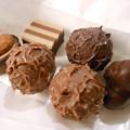 Photos: スイス・チューリッヒ空港*シュプリングリのチョコレート2