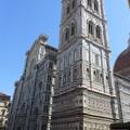 写真: フィレンツェ*ジョットの鐘楼
