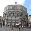 写真: フィレンツェ*洗礼堂1