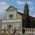 フィレンツェ*サンタ・マリア・ノヴェッラ教会1