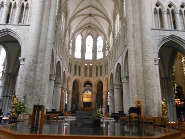 ブリュッセル*サンミッシェル大聖堂2