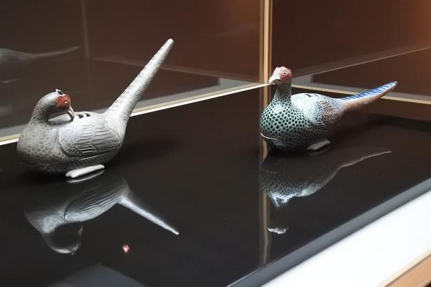 金沢・石川県立美術館*国宝・野々村仁清の香炉