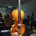 Photos: 六本木ヒルズ*ストラディヴァリウス300年目のキセキ展4