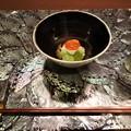 箱根湯本「藍瑠」の夕食1