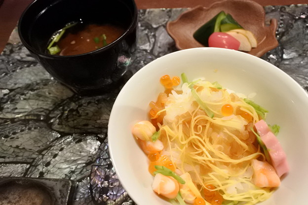 箱根湯本「藍瑠」の夕食13