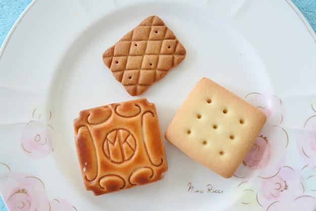 Photos: 村上開進堂のクッキー・0号缶6