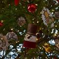 クリスマスツリーオーナメント@西宮ガーデンズ