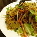 Photos: 野菜たっぷりの焼きそば@東北家