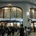 クリスマスイルミネーション@阪急百貨店梅田本店
