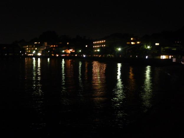 宮島の夜景