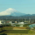 Photos: 神奈川からの富士山