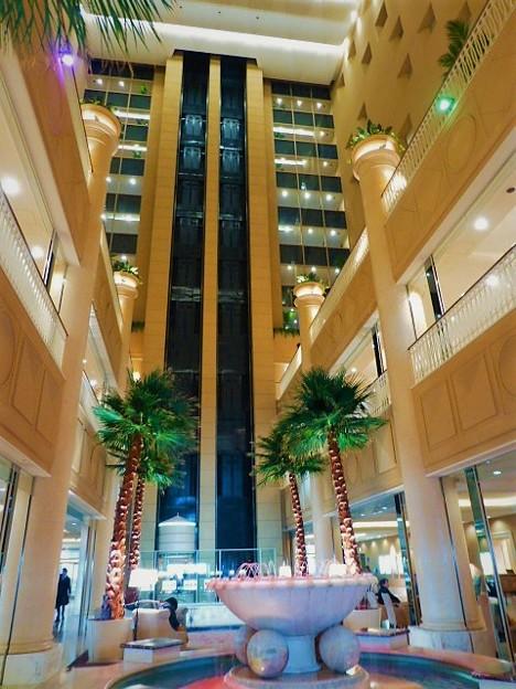 神戸メリケンパークオリエンタルホテル ロビー