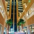 写真: 神戸メリケンパークオリエンタルホテル ロビー