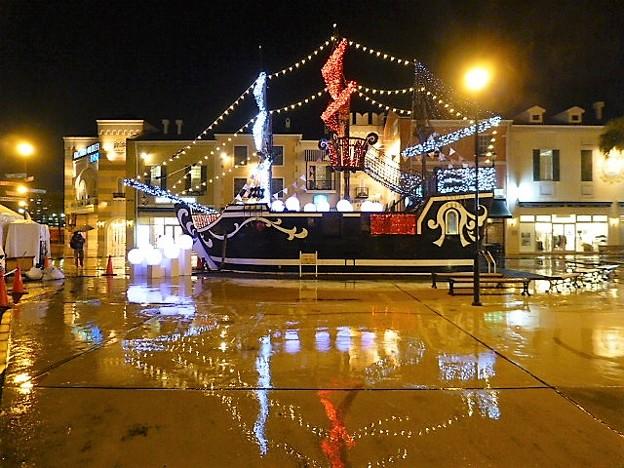マリンピア神戸 船の広場