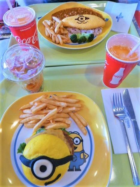 ミニオンレストラン@ハピネスカフェ