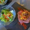 Photos: オーガニック食材のランチ
