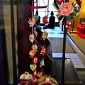 Photos: コットンドール花うさぎ作品展