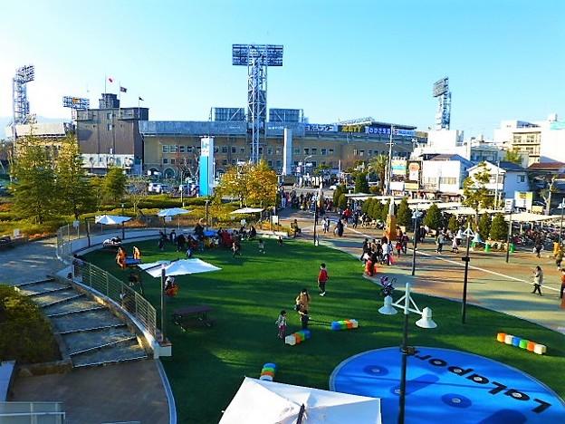 Photos: ららぽーと甲子園からの眺め