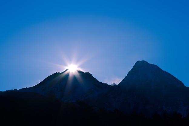 Photos: 赤岳からの日の出