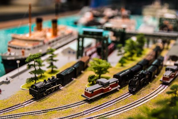 鉄道博物館 模型_023
