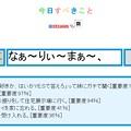 写真: 今日すべきこと1/14