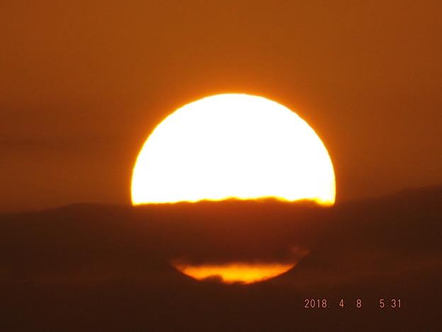 2018/04/08(日)・朝陽・1