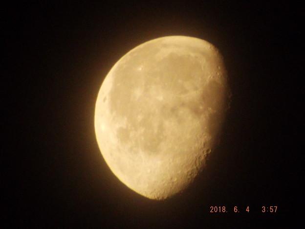 2018/06/04(月)のお月様