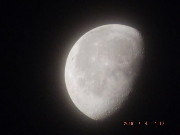 2018/07/04(水)のお月様